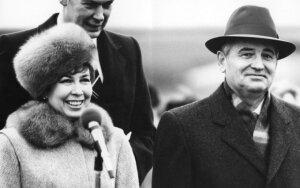 Raisa Gorbačiova – kodėl savi jos nemėgo?