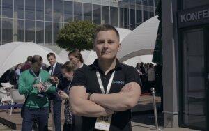 Gediminas Nemanis: mašinos ateity skraidys, ir aš prie to prisidėsiu