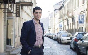 Italas Fabrizio: su italais susidėti neverta