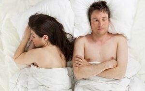 Apie didžiausią vyrų baimę – erekcijos sutrikimus