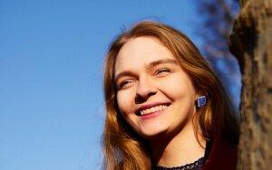 Prancūzijoje karjeros siekianti Elena: man patinka, kad Paryžius turi tūkstantį veidų