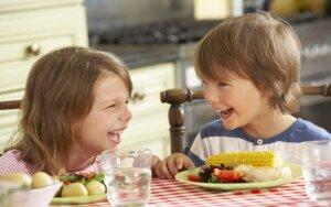 Atkreipkite dėmesį: kaip maitinti vaikus, kad nenusilptų jų imunitetas?