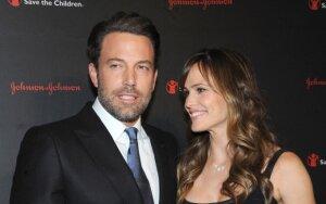 Labai netikėtas posūkis Beno Afflecko ir Jennifer Garner santykiuose