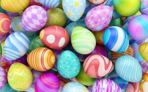 4 nauji ir šiuolaikiški kiaušinių marginimo būdai