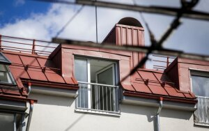 Kokia stogo danga geriausiai tinkama moderniam namui?