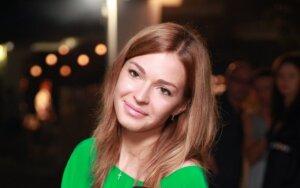 Agnija Ditkovskytė: tikiu meile iki gyvenimo pabaigos