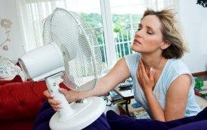 Gydytojai įspėja, kam karštis – itin pavojingas