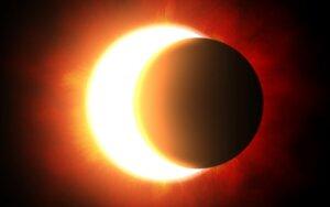 Astrologė Rima: būkime budrūs – šio Saulės užtemimo pasekmes jusime dar ilgus metus