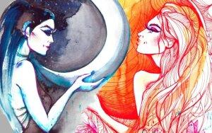 Moteris pagal zodiaką. Perskaičiusieji tikina, kad tai – tikra tiesa
