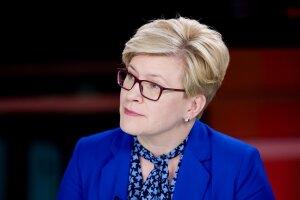 Lituania: Parlamento refrendó a Ingrida Simonyte como nueva primera ministra