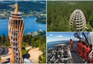 Gražiausi pasaulio apžvalgos bokštai