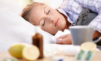 Klastingas gripas ar paprastas peršalimas: kaip atskirti?
