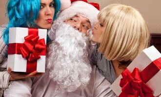 Britanijoje Kalėdų senelis išspirtas iš darbo dėl prieštaringų pareiškimų