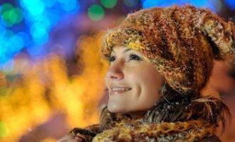 Kalėdinis stebuklų miestelis Rotušės aikštėje
