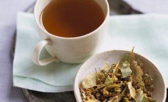 Liepžiedžių arbata