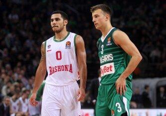 Ispanų milijonai nesuviliojo: vienas geriausių Eurolygos gynėjų grįžta į NBA