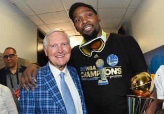 """""""Warriors"""" prikelti padėjęs J. Westas savo įgūdžius perkels į Los Andželą"""