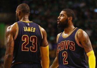 Nuo pykčio ir išdavysčių iki ginčų dėl pinigų – įsimintiniausi NBA superžvaigždžių išsiskyrimai