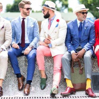 Mūsų vyrams trūksta tolerancijos originaliam stiliui