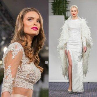 Pristatytos vestuvinių suknelių tendencijos, kurios ir žavi, ir glumina