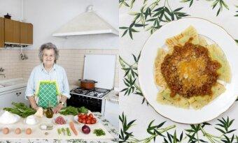 80 metų Marisa Batini iš Italijos