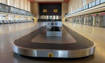 Apleistas oro uostas Berlyne