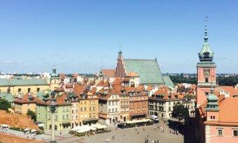 Varšuvos apžvalgos aikštelės