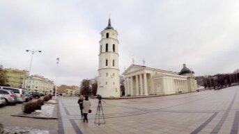 Литовка из Донецка села за руль такси в Литве