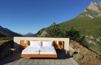 Miegamasis, kuris neturi nei sienų, nei stogo