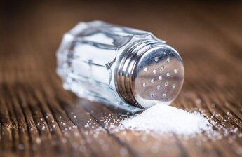 3 priežastys, kodėl valymo priemones verta pakeisti druska
