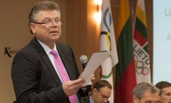 Buvęs Olimpinio komiteto prezidentas A. Poviliūnas tapo premjero konsultatu
