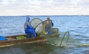 Drausmins žvejus verslinink