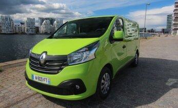 """""""Renault Trafic"""": tokiu furgonu važinėčiau kasdien"""