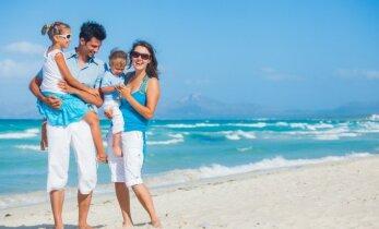 Keliauti su vaikais ar be jų: naudingi patarimai