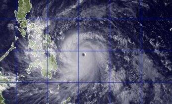 Kaip atrodo žmogus, iš vidaus matavęs šio uragano greitį?