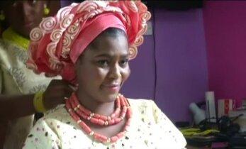 Mobilioji programėlė Nigerijoje nustato merginos vertę nuotakų rinkoje