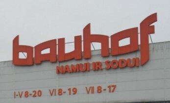 """Vietoj išėjusio """"Bauhof"""" įsikurs kitas prekybos tinklas"""