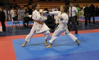 Pasaulio šotokan karatė čempionate ir kohai taurės varžybose lietuviai susižėrė 18 medalių
