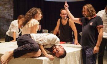 O. Koršunovas apie prestižinėje Venecijos bienalėje gimusį spektaklį: tai buvo sprogimas