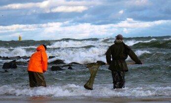 """Baltijos jūroje – """"gintarinis"""" vėjas"""