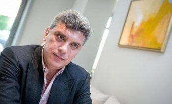 B. Nemcovas buvo pažadėjęs ištirti, kur ištirpo 50 milijardų dolerių Sočio olimpiadai