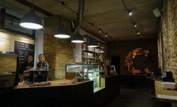 Nauja kavos studija Vilniaus senamiestyje žada ne tik aptarnauti klientus