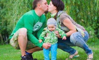 Mamos nuomonė: kaip po gimdymo išlikti patrauklia žmona