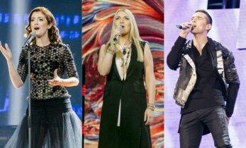 """""""Eurovizijos"""" žiūrovams neįtiko komisijos vertinimai: įžvelgia nesąžiningumą"""