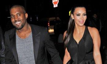 K. Kardashian rūpestis jos kūdikį nešiojančia motina: išnuomoti namai ir apsauga už milijoną dolerių