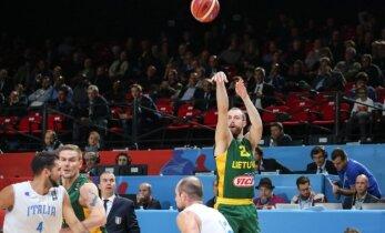 FIBA dėmesys A. Milakniui: tai snaiperis, tritaškių lavina galintis užkasti bet ką