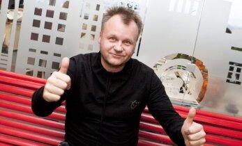 """""""Kultūra per Penki TV"""": A. Orlovos albumo pristatymas ir S. Urbonavičiaus-Samo interviu"""