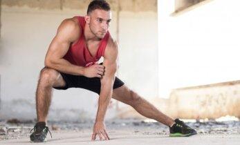 Apšilimas prieš krepšinį: paruoškite raumenis tinkamai