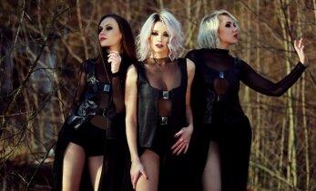 Anželos Adamovič metamorfozė: išlaisvinusi savo seksualumą atsigręš į trankią muziką