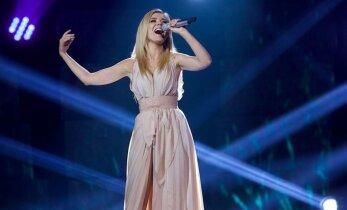 """""""Eurovizinę"""" dainą pristačiusi M. Linkytė liko nesuprasta, iškrito T. Juodsnukis"""